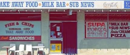 The Milk Bar - image