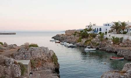Is Kythira the perfect Greek island? - Guardian The port of Avlemonas