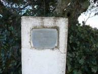 Road-side memorial, Potamos