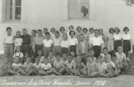 Karavas School photo 1958