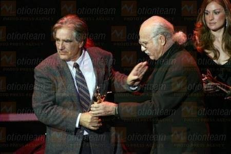 Aris Stavrou receives his award at the Thessaloniki International Film Festival - Stavrou Ari 381 065