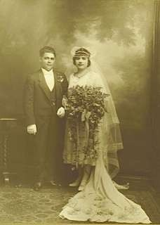 Peter & Ekaterini Zantiotis 1926