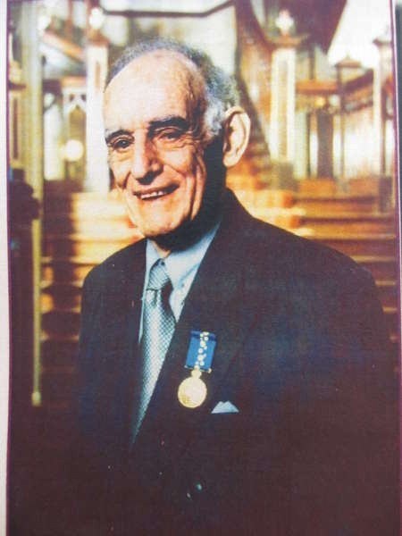 Andrew P. Sourry OAM