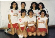 Kytherian Women's Basketball Team from the early 1980's.