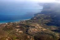 Paliopoli from the air