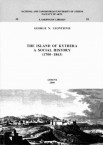 The Island of Kythera. A Social History. (1700-1863).