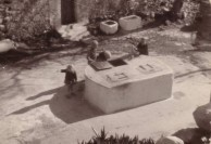 Village well, Potamos - 1971