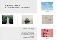 "John Stathatos, ""A Visual Primer of the World"""