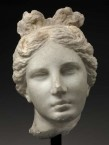 Head of Aphrodite,