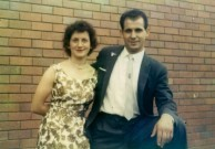 Anna and Denis 1960