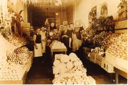 Lismore Fruit Exchange 1937