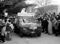 Carnival parade, Livathi, March 2003