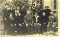 Family gathering in Athens