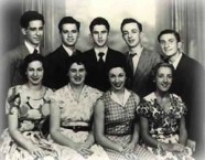 Members of The Olympic Club, 1952.