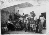 Group photo Mitata in the 1960s?
