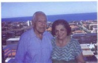 Picture Gallery. Chapt 7. of KEVIN CORK's Ph.D thesis. Photograph 4: Mr and Mrs Nicholas Andronicos, Sydney, 1996.