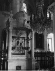 Myrtidiotissa Icon. Photograph by Sophios, from c.1950's.