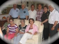 A reunion with family & friends at my place