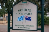 Souris Carpark - Gunnedah, New South Wales, Australia.