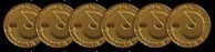 Gold medals awarded to Atom Industries, Angelo and John Notaras, at the World Inventors symposium in Switzerland.