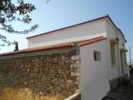 A storage room (apothiki) has been constructed on the eastern (Ayios Elias) side  of the Kytherian Municipal Library