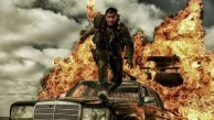 Tom Hardy fires up as Mad Max. Photo Jasin Boland Warner Bros. Entertainment