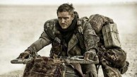 Tom Hardy in George Miller's Mad Max Fury Road.