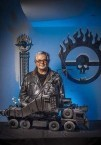 Future shock: It took only minutes for George Miller to be inspired to make Fury Road It took 12 years to bring it to the big screen. Photo Tim Bauer