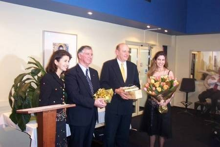 Professor Harry George Poulos - Speech - delivered at his Testimonial Dinner, 8th May, 2004,