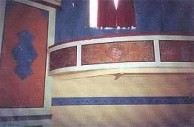 Athenium Theatre, Junee. National Trust Alert. Helping to preserve a Kytherian icon? The view from the interior.