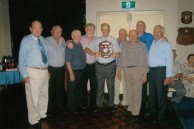 Members of the Hellenic Social Lawn Bowls Association of NSW
