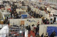 The International Exhibition of Inventions in Geneva in full swing