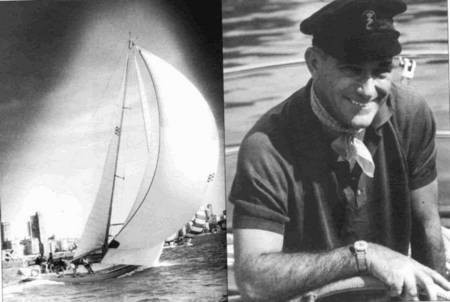 Basil C Psaltis. Sailor. Service to Sport. Inductee into the Greek Australian Sports Hall of Fame.