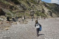 Kytherian Initiative's beach cleanup