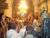 Celebration of the Feast Day of Ayios Theothoros