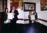 RECOGNITION FOR HIGH ACHIEVERS