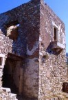 Building in the Castle of Mylopotamos