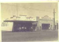 Picture Gallery. Chapt 7. of KEVIN CORK's Ph.D thesis. Photograph 3. The East Moree Cafe and Theatre c 1937.