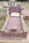 Dimitri (James) George Poulos, and Mina (Mick) Poulos, joint gravesite, Goulburn NSW.