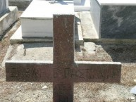 Manolis Paspalas family plot, Ag. Anastasia (2 of 2)