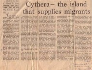 Newcastle Morning Herald Story - 1972 - Page1