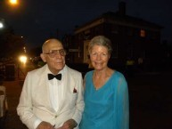 Con Fardoulis, and Catherine Kalokerinos at the Roxy Museum Ball