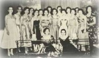 The Greek Young Matrons Association was formed by a small group of young Greek Matrons in 1951.