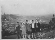 On Hora's Kastro group of friends 22/5/1947
