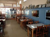 Paul Calokerinos has refurbished the Canberra Cafe, Manilla