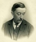 From a photograph of Lafcadio Hearn taken in 1889