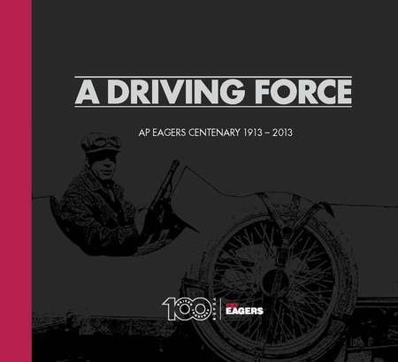 The AP Eagers book, celebrating 100 years since the Company's inception