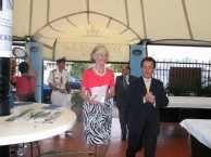 The Governor of Queensland, Ms Quentin Bryce, AC...