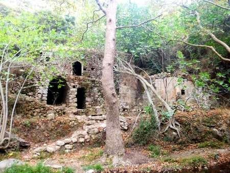 Abandoned water mills